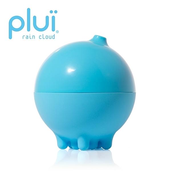 【虎兒寶】Plui 瑞士洗澡玩具 - 小章魚洗澡樂 - 海草藍