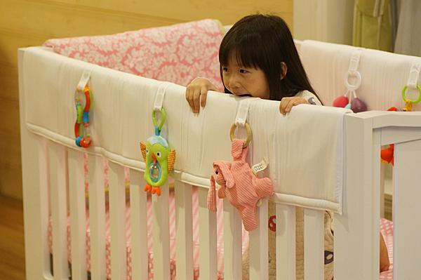 Lori's 固齒防護嬰兒床欄包 135x48cm