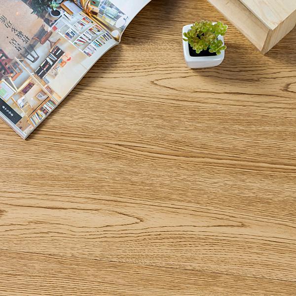樂嫚妮 地板貼 1.7坪 PVC地板 塑膠PVC仿木紋DIY地板40片 自然橡木