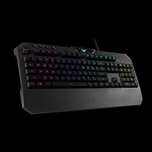 ASUS TUF Gaming K5 鍵盤