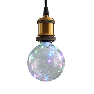 滿天星3W RGB小圓燈泡