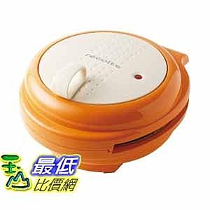 [8東京直購] RECOLTE 微笑鬆餅機 SmileBaker RSM-1 (OR) 2種烤盤 薑餅人 日式鬆餅