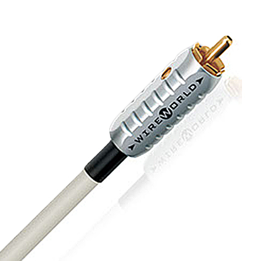 WIREWORLD Solstice 8 Audio Interconnect pairs RCA音響訊號線 (SOI/至點) – 2M