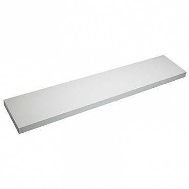 特力屋超厚棚板附托架-白色W120