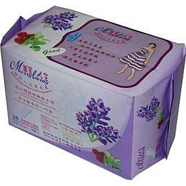 美麗人生複方植物精華衛生護墊18cm 30片/包◆德瑞健康家◆