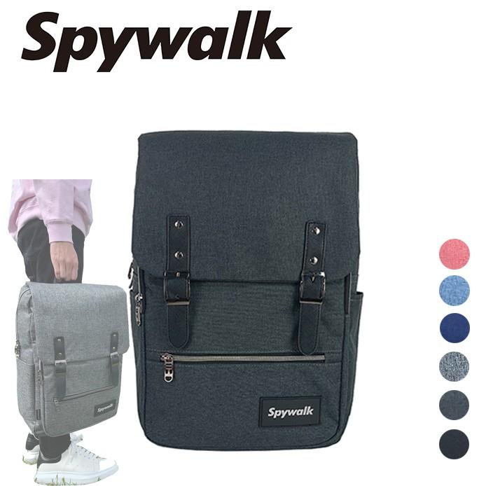 SPYWALK 休閒型男簡約後背包 NO:S5301