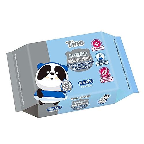 【Tino小安安】嬰兒手口濕巾-敏感呵護濕紙巾 (20抽x48包)【原價1130,限時特惠】