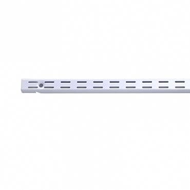 雅築壁掛式直立桿 100cm 白色