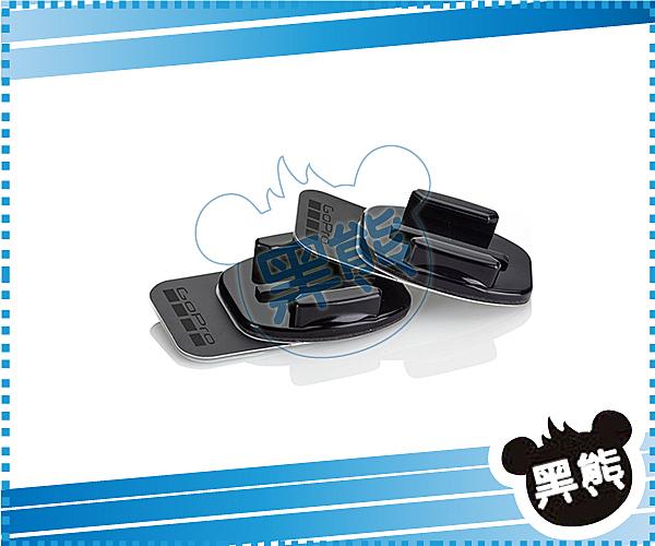 黑熊館 GoPro 無痕貼片 AMRAD-001 快拆與連接座配件