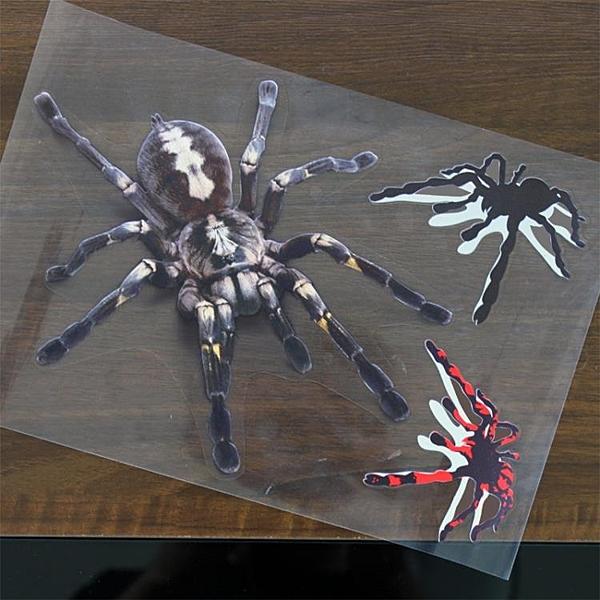 創意車貼3d立體汽車貼紙防水劃痕裝飾