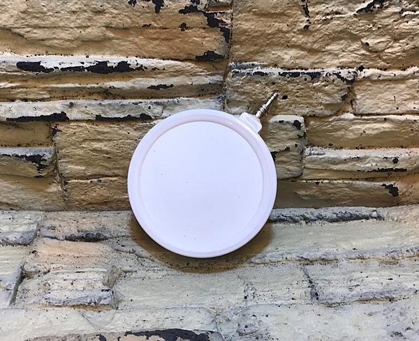 【西高地水族坊】AIR STONE 優質燒結氣泡石 高溫燒結微細氣泡石10.5cm