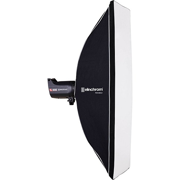 黑熊館 愛玲瓏 Elinchrom 50x130cm 無影罩(不含座) EL26645 柔光箱 攝影棚 棚燈
