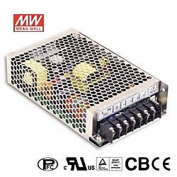 MW明緯 HRP-100-24 24V單組輸出電源供應器(108W)
