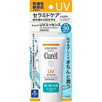 Curel珂潤潤浸保濕輕透水感防曬乳50g 效期2024.12【淨妍美肌】