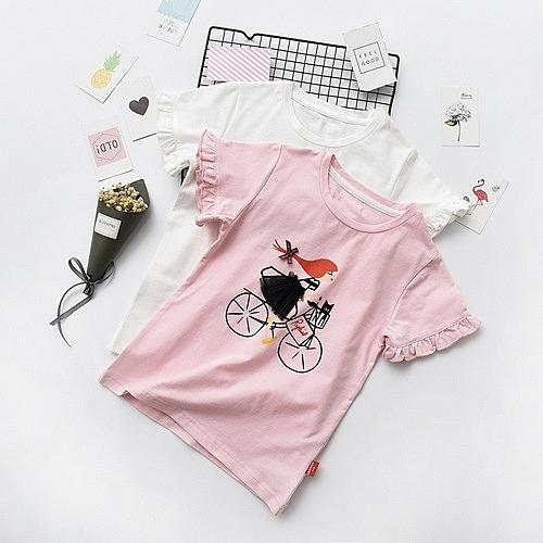 中大童短袖上衣 嬰幼兒短袖T恤 寶寶童裝 JP0101 好娃娃