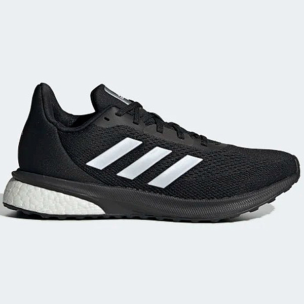 ADIDAS ASTRARUN 女鞋 慢跑 休閒 透氣 網布 緩震 耐磨 舒適 黑【運動世界】EF8851