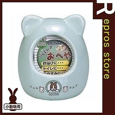 《48HR快速出貨》*KING*【MR-333】日本MARUKAN【中】 鼠鼠專用陶瓷小別墅