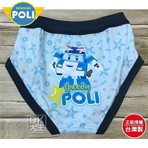 POLI 波力純棉三角褲 8320內褲(6件) ~DK襪子毛巾大王
