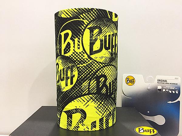 Buff Original 西班牙頭巾- 螢光BUFF (BF117948-117)