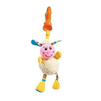 美國Tiny Love成長玩具夾偶-抖抖小羊