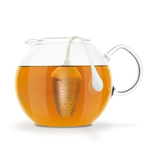 德國AdHoc 壺用掛式濾茶器(共二色) 泡茶 品茗配件 茶器 午茶時光 休閒聚餐 不鏽鋼 好生活