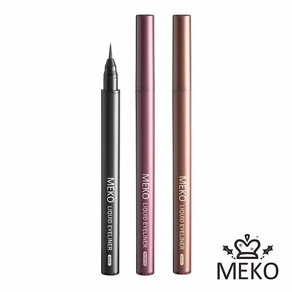 MEKO 絕色媚眼防水眼線液筆 (3色任選)