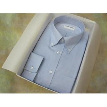 オーダーワイシャツT 高瀬貝の貝ボタンを使用