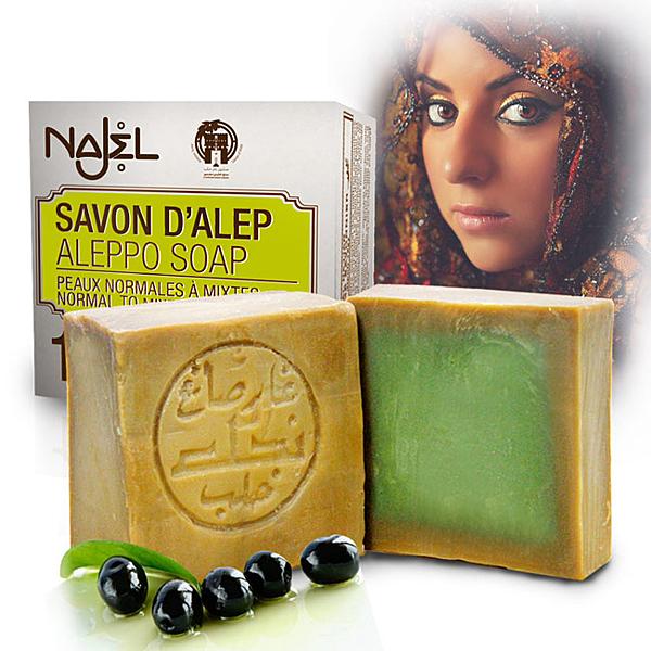 正宗敘利亞Najel月桂油12%阿勒坡手工古皂180g