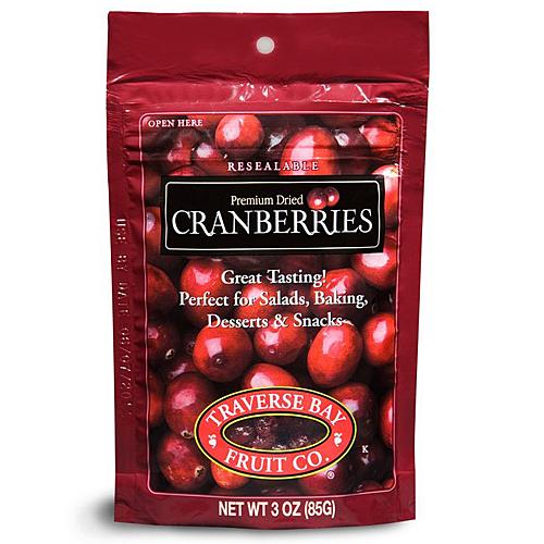 特拉佛斯天然蔓越莓乾85g 日華好物