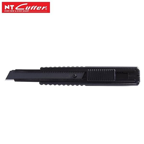 耀您館★日本NT Cutter珠狀碳黑Premium自鎖G金屬PMGH-EVO2搭高碳鋼黑刃刀片安全美工刀2H中型美工刀