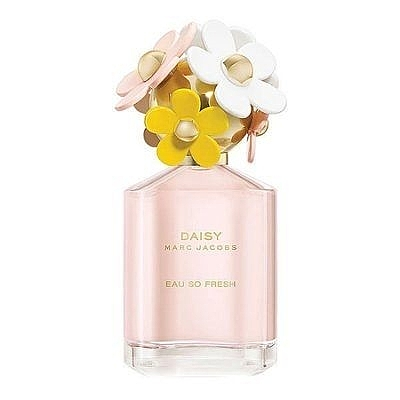 Marc Jacobs Daisy Eau So Fresh 清甜雛菊女性淡香水125ml【TESTER】