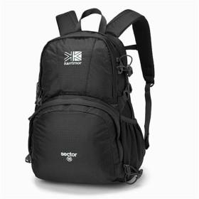 【ポイント10%】バッグ リュック パック タウン ビジネス カリマー セクター 18 ブラック 551