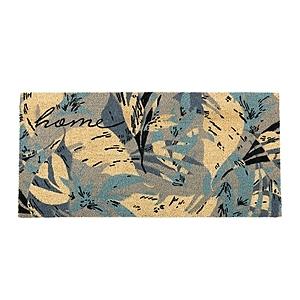 HOLA 椰鬃刮泥墊55x115cm 熱帶林
