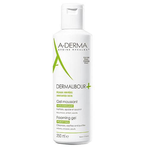A-DERMA艾芙美 燕麥新葉全效保護潔膚凝膠250ml