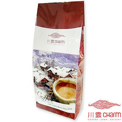 《川雲》蘇門達臘 曼特寧咖啡(1磅) 450g