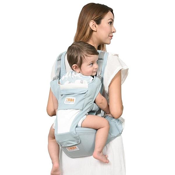 兒嬰兒背帶寶寶腰凳四季多功能通用抱娃神器