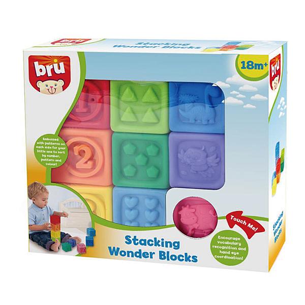 BRU 方塊疊疊樂