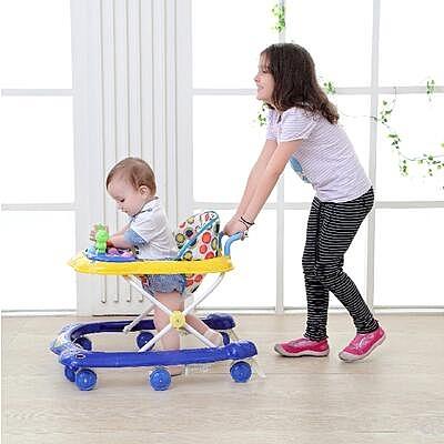 嬰兒童學步車男寶寶嬰幼兒 cf