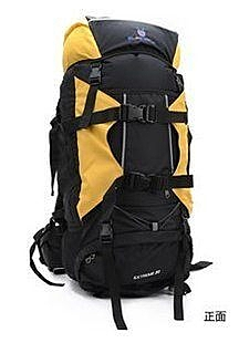 旅行者正品『藍馬羚』80L專業登山包、