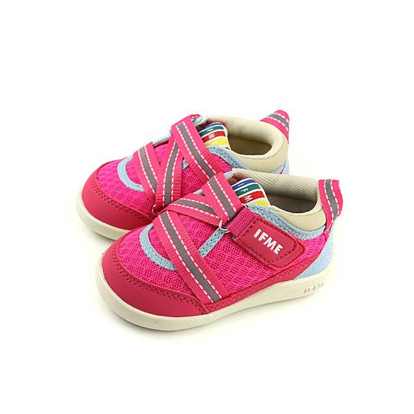 IFME 運動鞋 機能鞋 寶寶鞋 童鞋 桃紅色 小童 IF22-800033 no074
