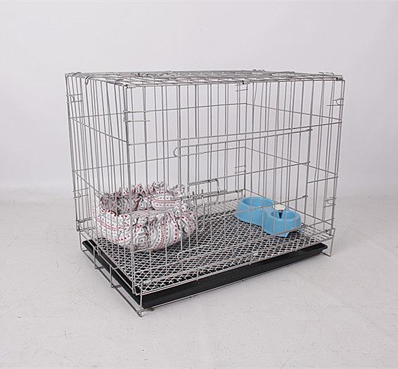 泰迪狗籠子比熊貴賓等小型犬中型犬狗籠 cf