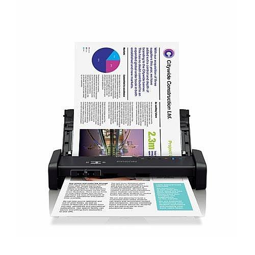 EPSON Workforce DS-310高效A4可攜式掃描器【狂降3千↓(原價9900)】