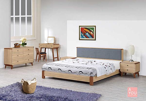柏克5 尺床片型床組 大特價29300元(大台北免運費)【阿玉的家2019】