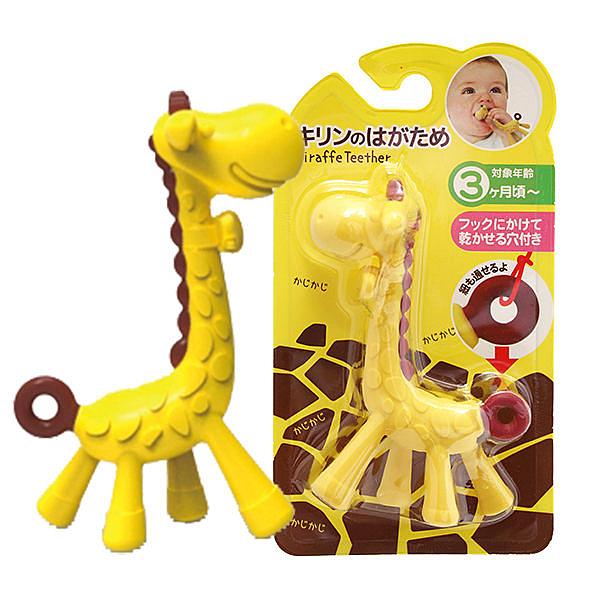 AKACHAN阿卡將 長頸鹿咬牙固齒玩具