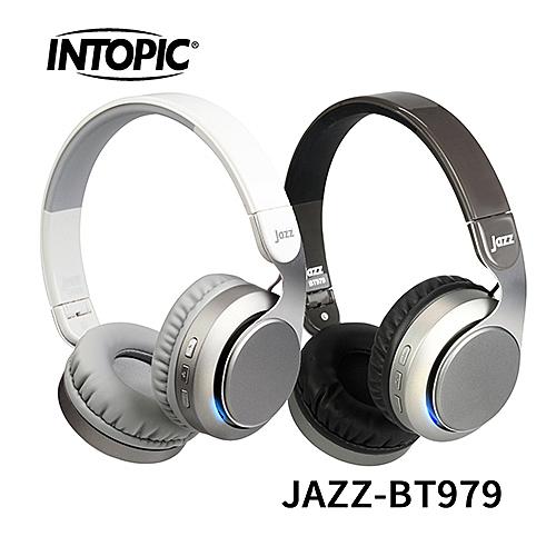 INTOPIC 廣鼎 JAZZ-BT979 摺疊無線耳機麥克風