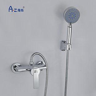 全銅淋浴龍頭 冷熱 混水閥