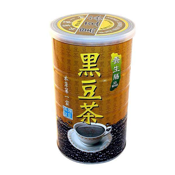 本草第一家 黑豆茶(600g/罐)x1