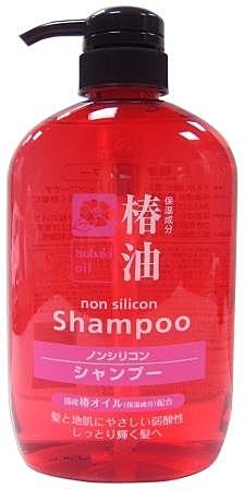 椿油無矽靈洗髮精600ml