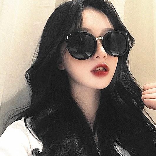 墨鏡女2020新款韓國個性複古簡約大框方臉圓臉明星網紅太陽眼鏡潮 店慶降價
