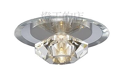 燈飾燈具【燈王的店】LED 水晶吸頂單燈 (附LED G4 3W 燈泡) 629